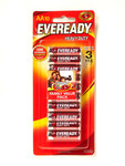 Eveready AA/AAA Heavy Duty 10 Pack $4 Delivered @ Lowes