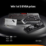 Win 1 of 3 EVGA Prizes (Nu Audio PCIe Soundcard/Cooler/Keyboard) from Scan