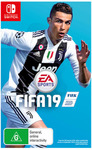 [Switch] FIFA 19 $19 Delivered @ Kogan