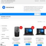 Refurbished MSI / ASUS / HP OMEN Gaming Laptops Starting at $649 (Save $250) + Free Standard Shipping @ Renewd