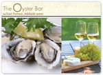 Dining Package for Two for Only $29 Instead of $63 at The Oyster Bar in Adelaide CBD (SA)