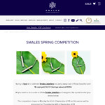 Win a Set of 18ct Gold Gucci Earrings Worth $1,050 from Smales Jewellers
