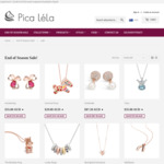 42% to 80% off End of Season Sale @ Pica Léla