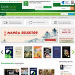 Free Shipping (Min Spend $37) @ Booktopia