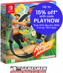 [Switch] Ring Fit Adventure - $111.31 Delivered @ The Gamesmen eBay