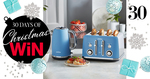 Win a Sunbeam Kettle and Toaster Worth $258 from MiNDFOOD