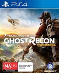 [PS4] Tom Clancy's Ghost Recon: Wildlands $10 , [XB1] Watchdogs 2 - $10 + Delivery (Free with Prime/ $39 Spend) @ Amazon AU
