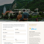 Win a Jewels of Europe River Cruise for 2 Worth $28,780 from Scenic