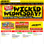 20% off Blu-Ray, 4K, DVDs, CDs & Vinyl, 25% off Canon Camera Lenses, Extra 5% off Sitewide (Excl Apply) with Coupon @ JB Hi-Fi