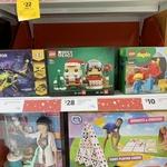 LEGO BrickHeadz Mr. & Mrs. Claus $14 @ Coles