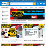 $10 off $40 Spend at Catch