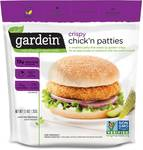 Gardein Crispy Chick'n Patties 352g (Vegan) $5.50 (Was $11) @ Woolworths