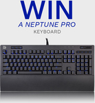 Win a Tt eSports Neptune Pro Gaming Keyboard from Thermaltake ANZ
