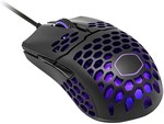 Cooler Master MM711 RGB Optical Gaming Mouse -Matte Black $59 + Shipping / Pickup in NSW @ Mwave
