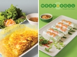$15 of Vietnamese Cuisine for Only $5 from Wrap & Roll Westfield Sydney CBD