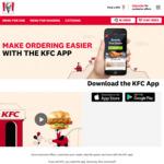 $4 off @ KFC via App