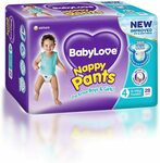 Babylove Nappy Pants 3 Packs for $36 ($30.60 with S&S) + Delivery ($0 with Prime/ $39 Spend) @ Amazon AU