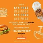 [VIC] $15 Free Credit towards Your First Order on Sosure App (New Users)
