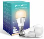 TP-LINK Smart Bulb KL110 2700K E27 - $5 @ Bing Lee