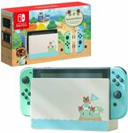 [Pre Order] Nintendo Switch Console (Animal Crossing New Horizons Special Edition) $469.95 + Delivery @ The Gamesmen