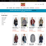 50% off Selected Clothing & Footwear + $8.80 Delivery / Free with $80 @ Rivers