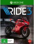[XB1, PS4] RIDE 3 $9 C&C / + Delivery @ JB Hi-Fi