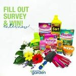 Win 1 of 4 Gardening Prize Packs Worth $100 from Searles