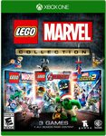 [XB1] LEGO Marvel Collection Disc $30.97 + Delivery ($0 with Prime/ $39 Spend) @ Amazon AU