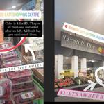 [VIC] $1 Punnet Strawberries @ Fresh in One, Burwood East