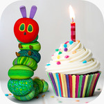 [iOS] $0: My Very Hungry Caterpillar AR @ Apple Store