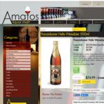 Franziskaner Hefe Weissbier 500ml 20pk $74.99 @ Amato's Liquor Mart (Price Beat @ Dan Murphy's Online)