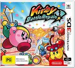 [3DS] Kirby Battle Royale - Nintendo 3DS - $15.45 (RRP $49.0) + Delivery ($0 with Prime/ $39 Spend) @ Amazon AU