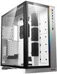 Lian Li PC-O11D XL ROG Edition White or Black Full Tower RGB, Tempered Glass - $316.29 Delivered @ PB Tech
