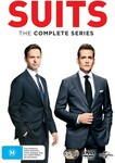 SUITS DVD Boxset (Seasons 1 to 9) $12 (Save $108) @ Big W (C&C Only /in-Store)