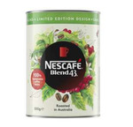 Nescafe Blend 43 Limited Edition Design 500g $12 (Normally $20) @ Woolworths