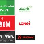 [QLD] 9.6kW Longi/Seraphim/Jinko Latest 370W *26 Mono Half Cut Cells Panels Fully Installed for $4989 @ Reliance Solar