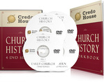 """Free Digital Video Course """"Church History Boot Camp"""" @ Credo Courses"""