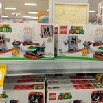 LEGO Super Mario - Whomp's Lava Trouble Expansion Set $15 in-Store @ Kmart