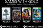 [XSX,XB1,XB360] Xbox Games with Gold March 2021: Metal Slug 3, Warface: Blackout, Port Royale 3, Vicious Attack Llama Apocalypse