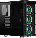 Corsair iCUE 465X RGB Smart Tempered Glass Mid-Tower ATX Case - Black $179.08 + Delivery @ JW Computers