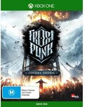 [XB1] Frostpunk $4.95/The Bard's Tale IV: Director's Cut $4.95 - Store Pickup Only - EB Games