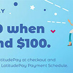 [Latitude Pay] $20 off $100 Spend Online @ SuperPharmacy