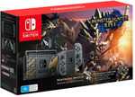 [eBay Plus] Nintendo Switch Monster Hunter Rise Edition $497.21   Monster Hunter Game $63.70 Delivered @ The Gamesmen via eBay