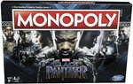 Monopoly - Black Panther Edition $13.60 / The Lion King $34 + Delivery ($0 with Prime/ $39 Spend) @ Amazon AU