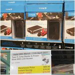 [VIC] Type S Jump Starter & Portable Power Bank 12V $79.99 @ Costco Docklands (Membership Required)