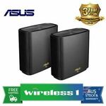 [eBay Plus] Asus ZenWiFi XT8 AX6600 Mesh Router System 2 Pack $606.05 Delivered @ Wireless 1 eBay