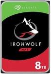 Seagate IronWolf 8TB 256MB Cache SATA 6.0GB/s NAS Internal Hard Drive $204 Delivered @ ShopTheGlobe via Kogan