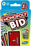 Monopoly Bid Card Game $3 (Was $9.99) + Delivery ($0 C&C) @ BIG W & Amazon AU (Sold Out)