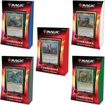 [Prime] Magic The Gathering Set of 5 Ikoria Commander Decks $130.41 Delivered ($26.08/Deck) @ Amazon US via AU