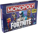 [Back Order] Monopoly Fortnite $15, Star Wars $14.44, Go Green! $16.79, Junior $16.19 + Post ($0 Prime/ $39 Spend) @ Amazon AU